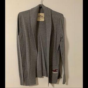 Sweaters - 3/$15 🎉 Hollister cardigan grey medium